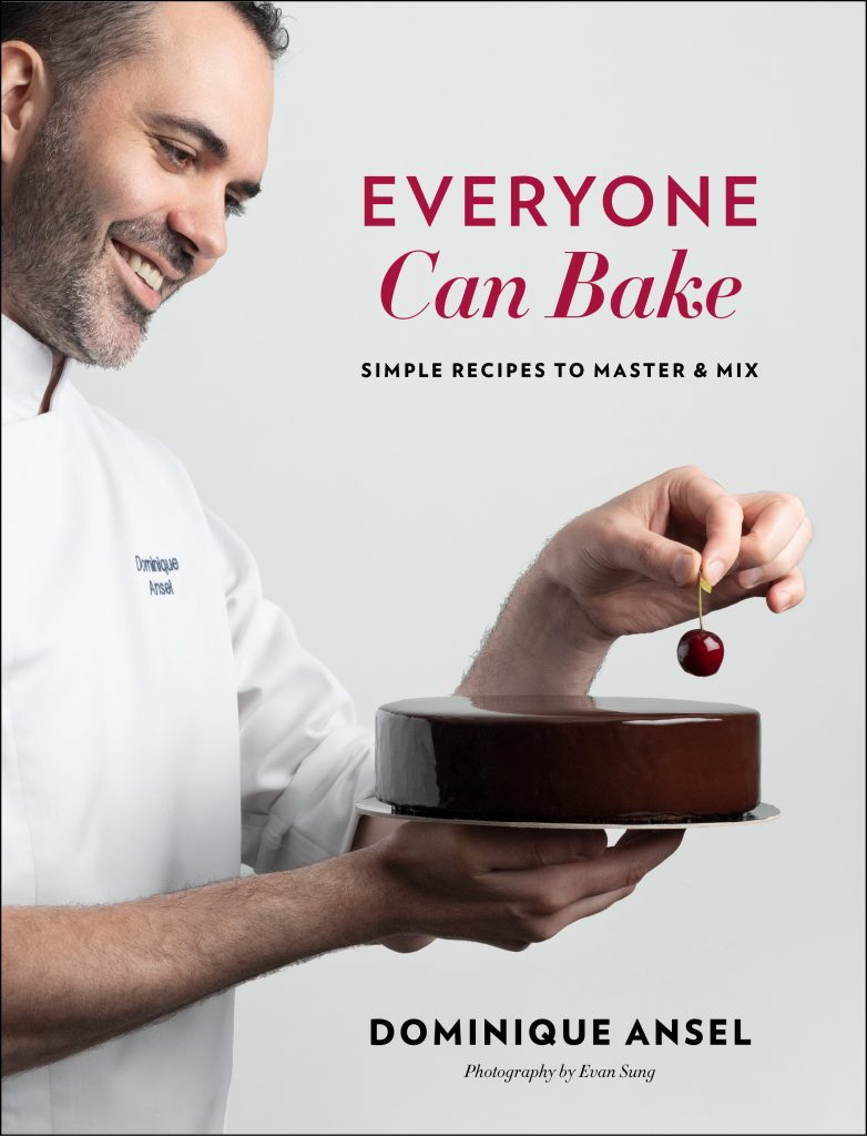 Everyone Can Bake cookbook cover