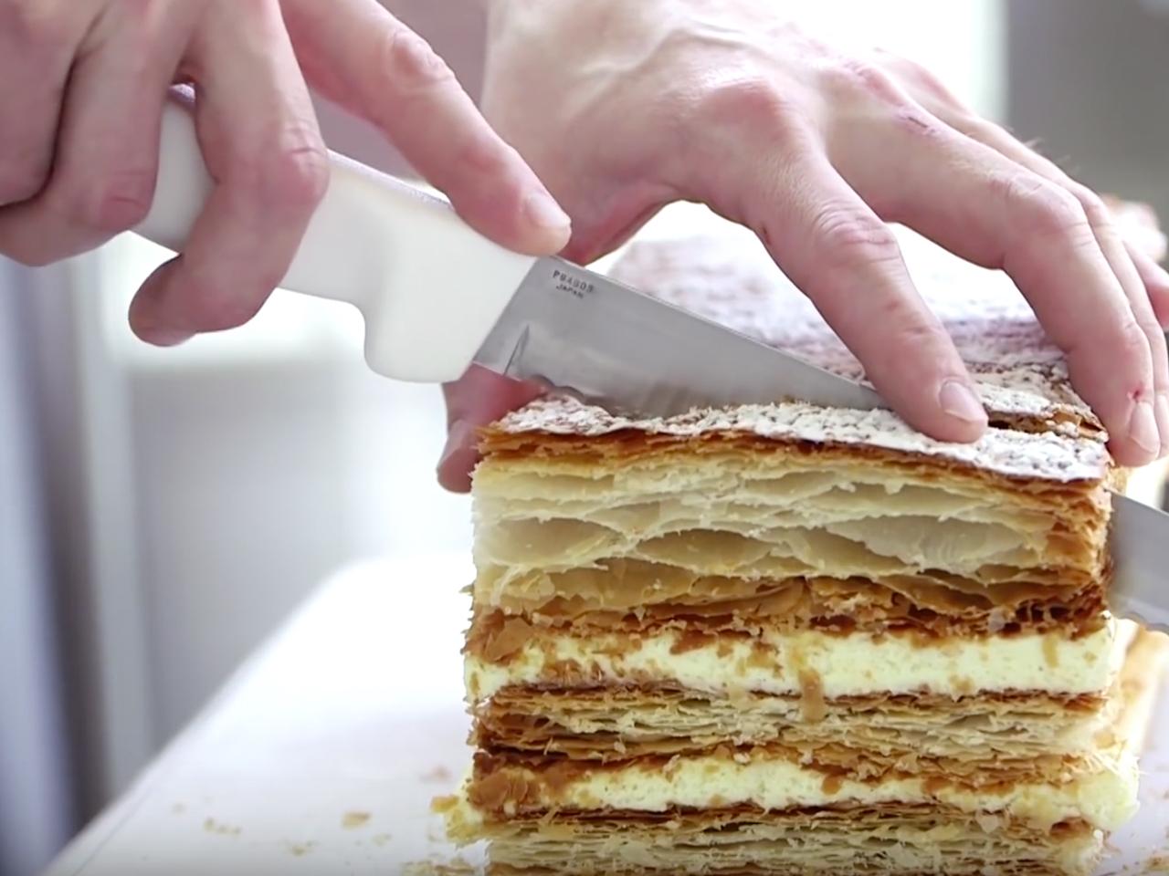 Techniques & Recipes – Dominique Ansel