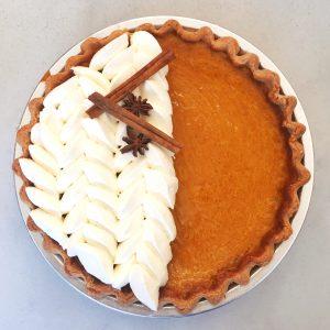 DAB Extra Silky Pumpkin Pie (1)