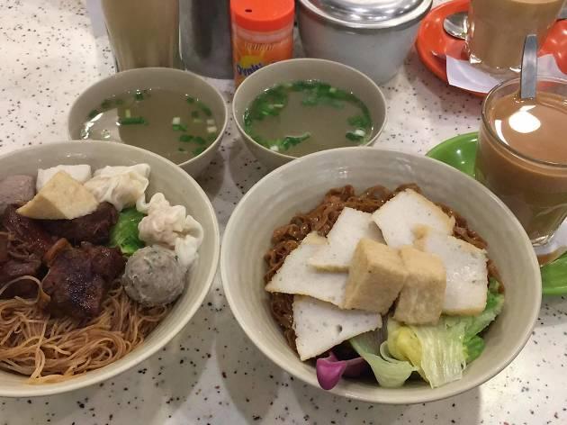On Lee Noodle Shop Hong Kong