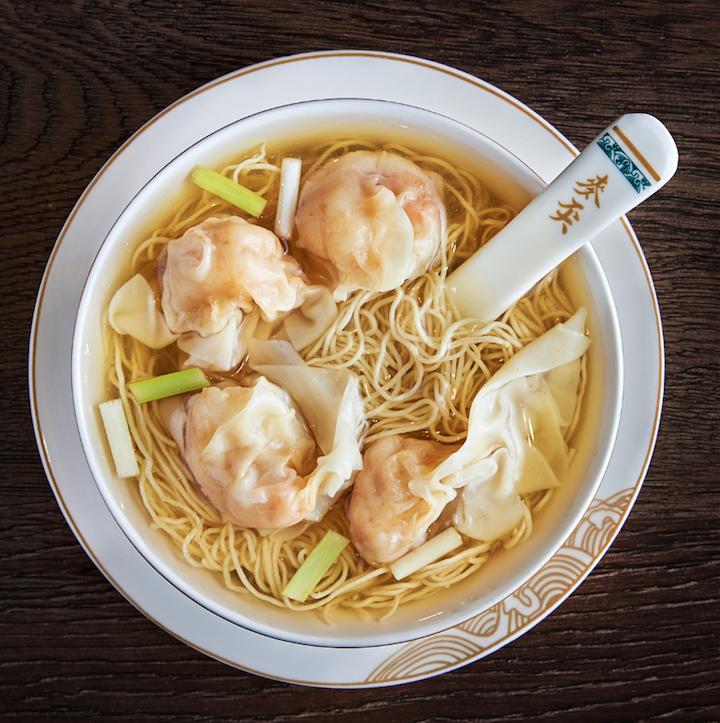 Mak's Noodles Hong Kong