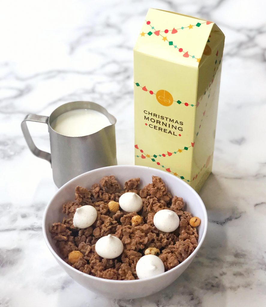 Christmas Morning Cereal