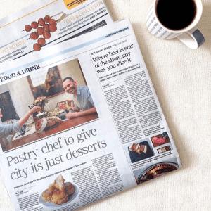 South China Morning Post - Dang Wen Li story