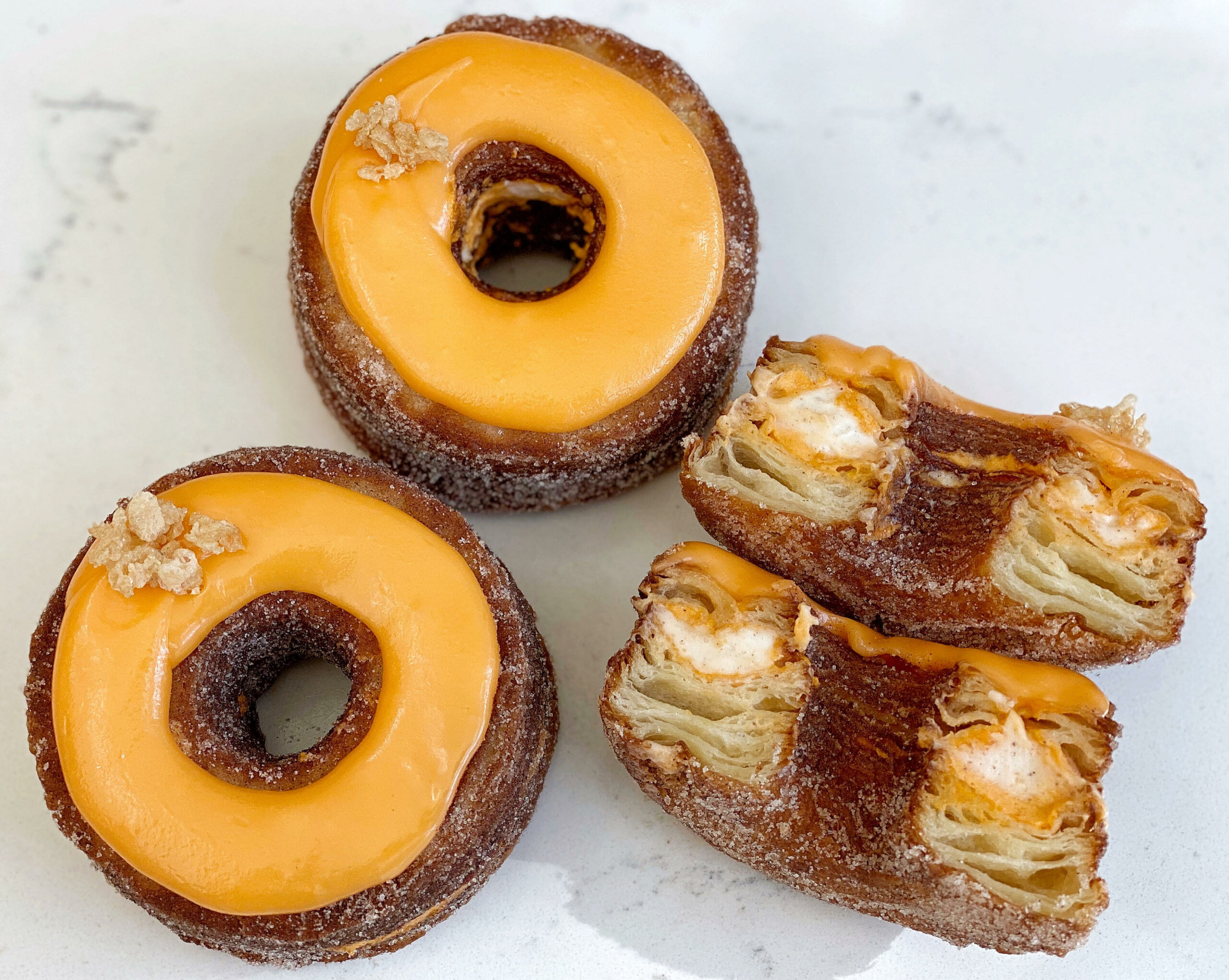 September 2020 Cronut - Pumpkin & Rice Pudding