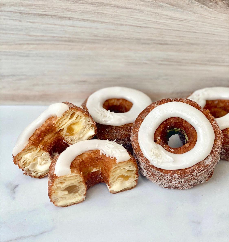 August 2021 Cronut - Pineapple Coconut